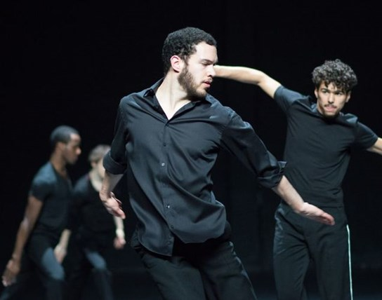 Rosas/Salva Sanchis/Anne Teresa De Keersmaeker - A love supreme